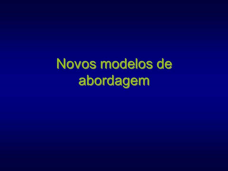 Novos modelos de abordagem