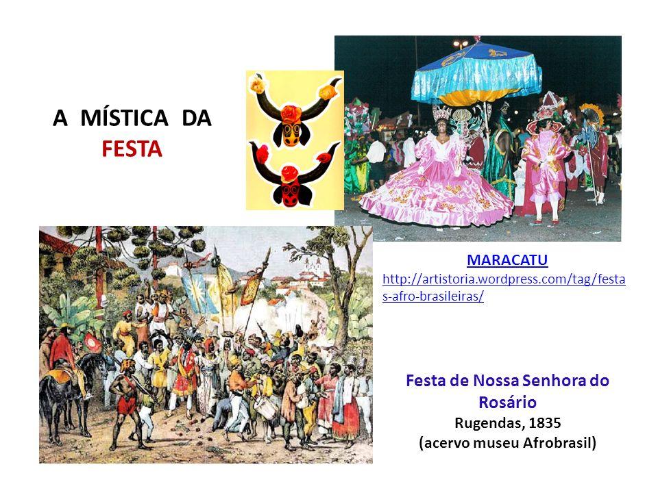 Festa de Nossa Senhora do Rosário (acervo museu Afrobrasil)