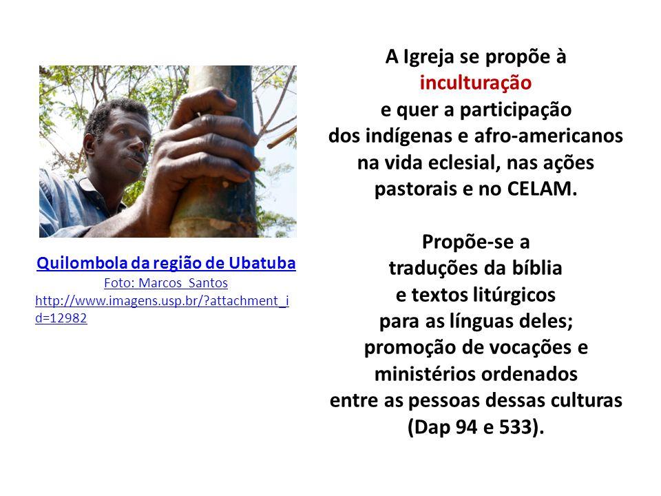 Quilombola da região de Ubatuba