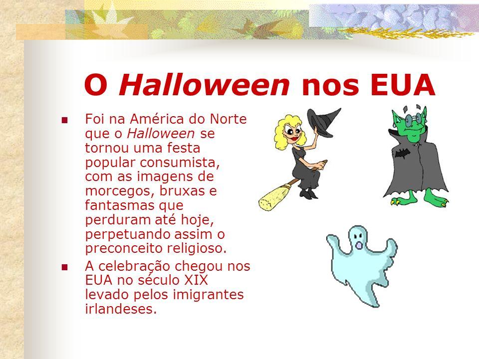 O Halloween nos EUA