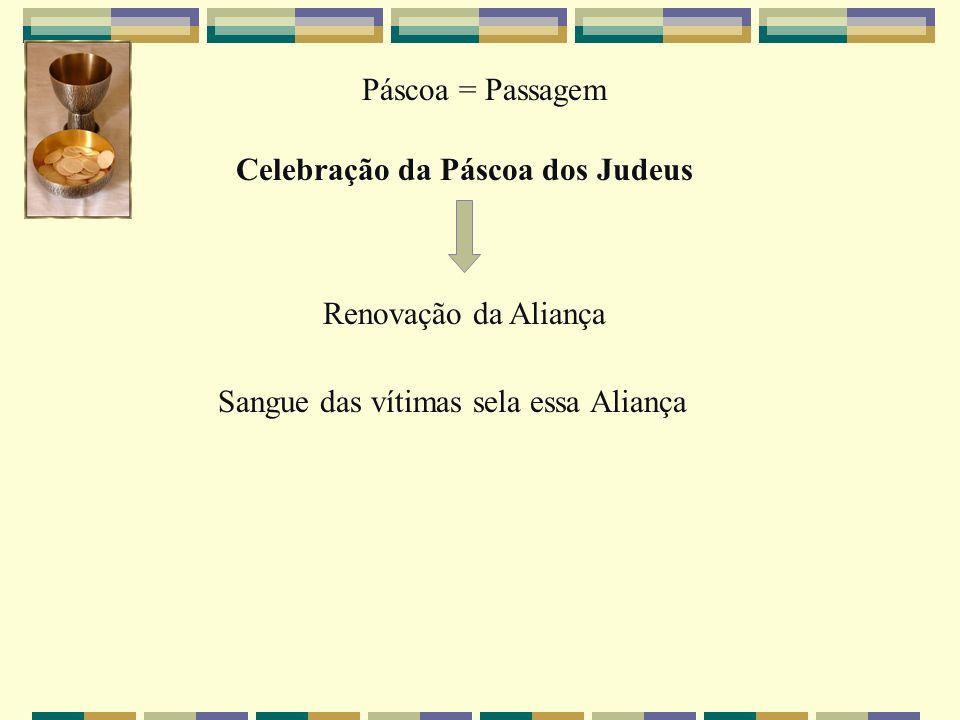 Celebração da Páscoa dos Judeus