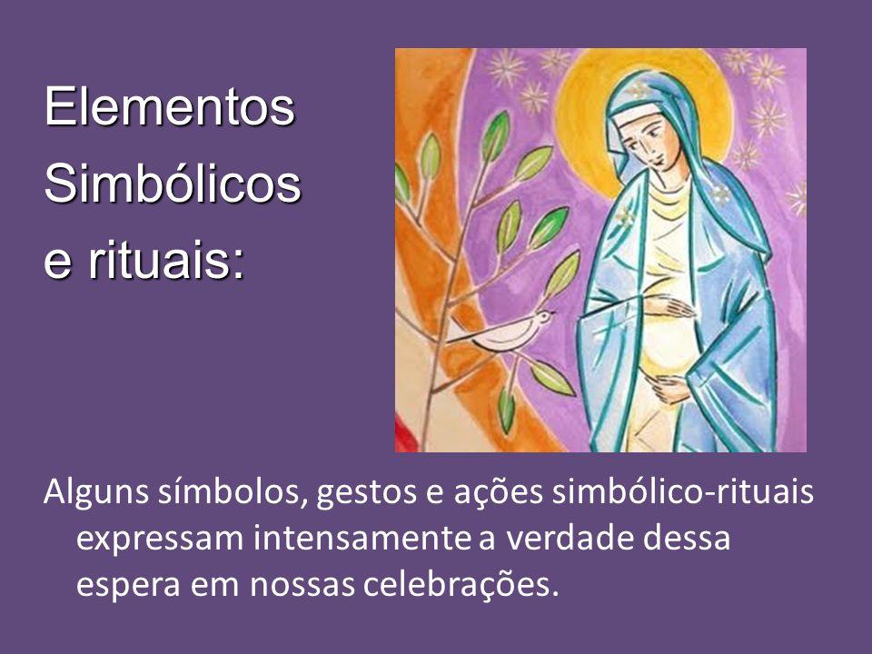 Elementos Simbólicos e rituais:
