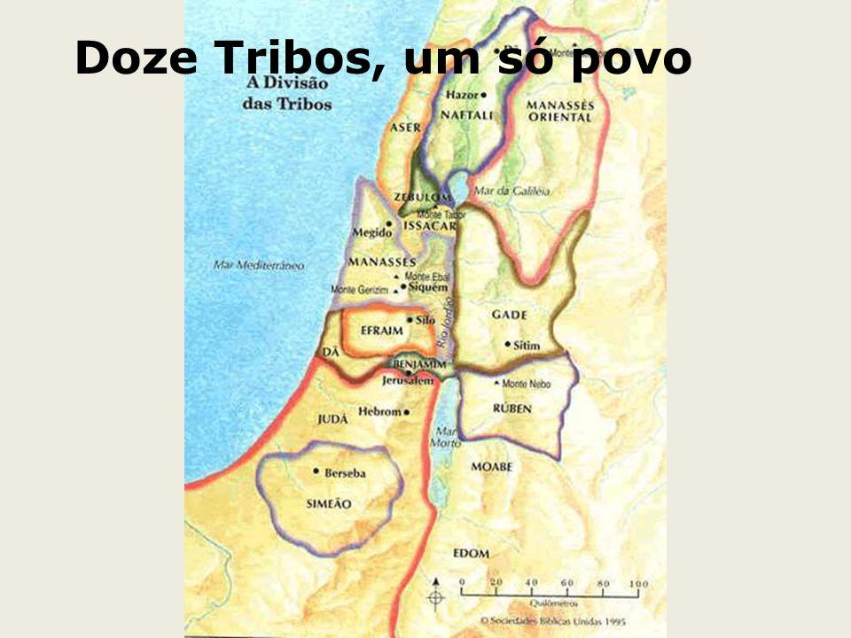 Doze Tribos, um só povo