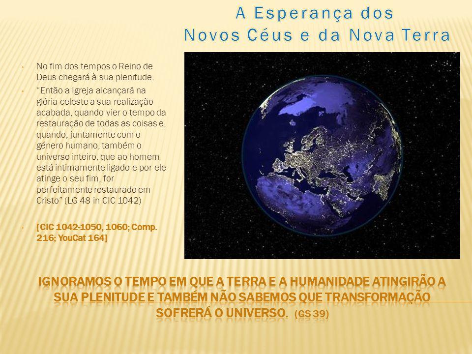 Novos Céus e da Nova Terra