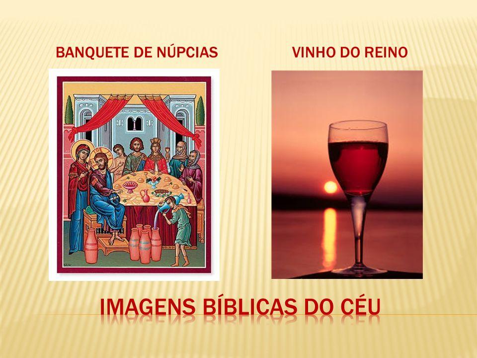 Imagens bíblicas do céu