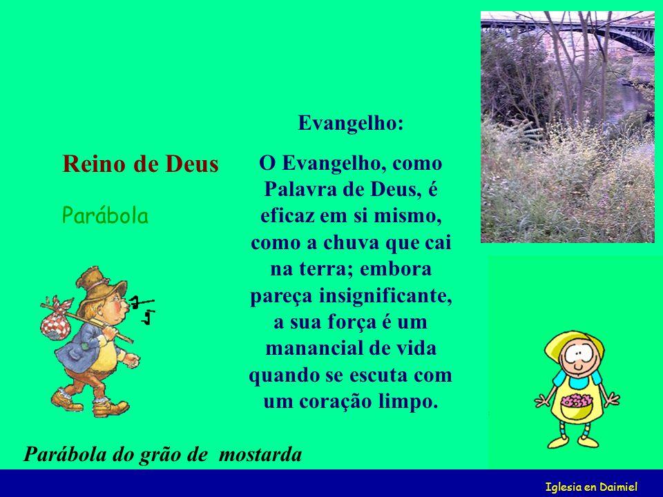 Reino de Deus Evangelho: