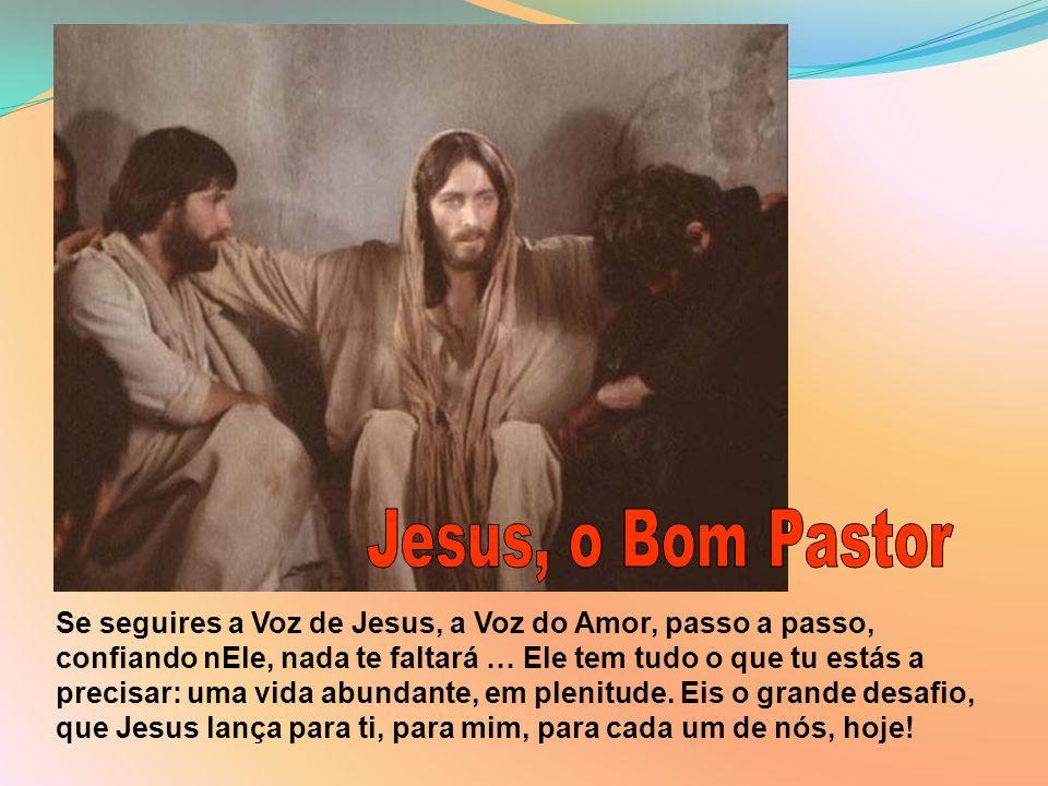 Jesus, o Bom Pastor