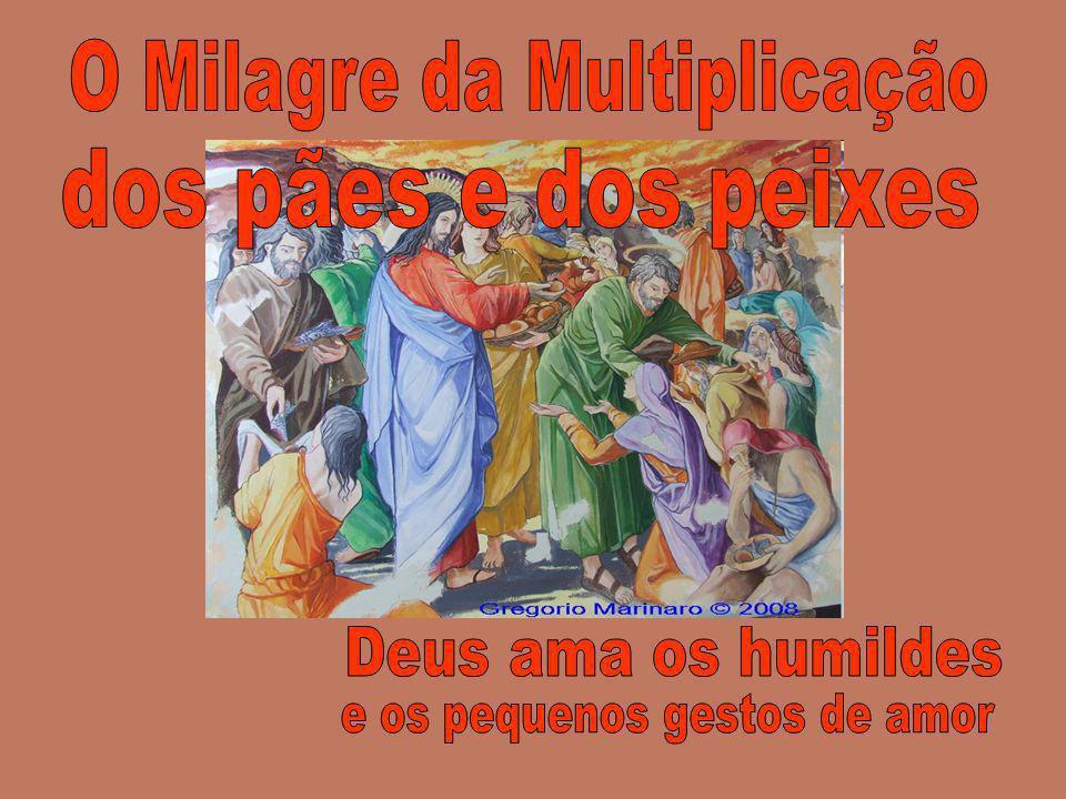 O Milagre da Multiplicação