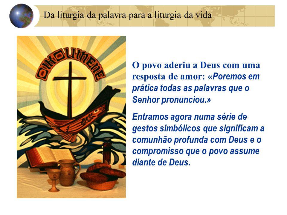 Da liturgia da palavra para a liturgia da vida