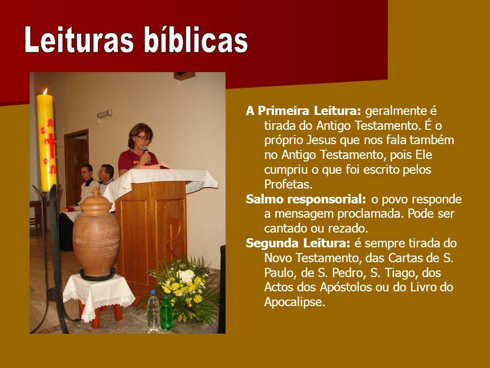 Leituras bíblicas
