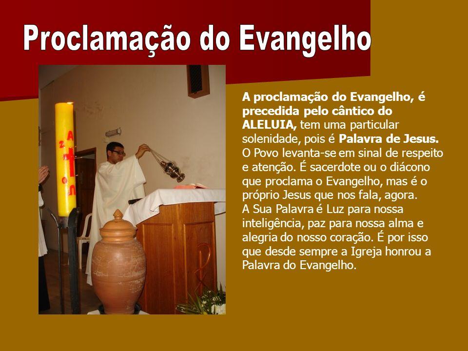 Proclamação do Evangelho