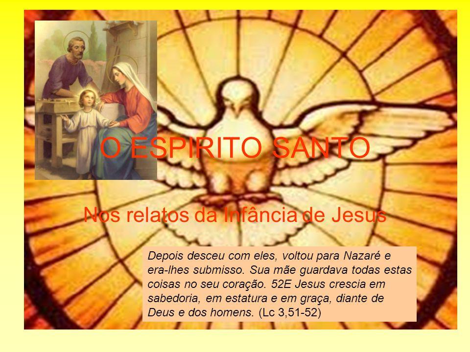 Nos relatos da Infância de Jesus