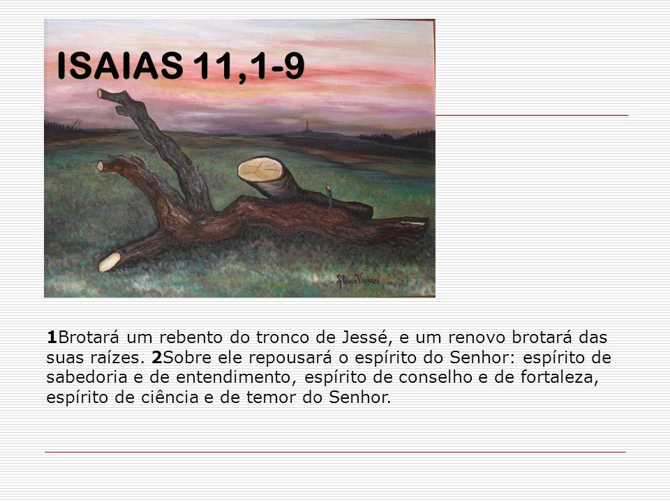 ISAIAS 11,1-9