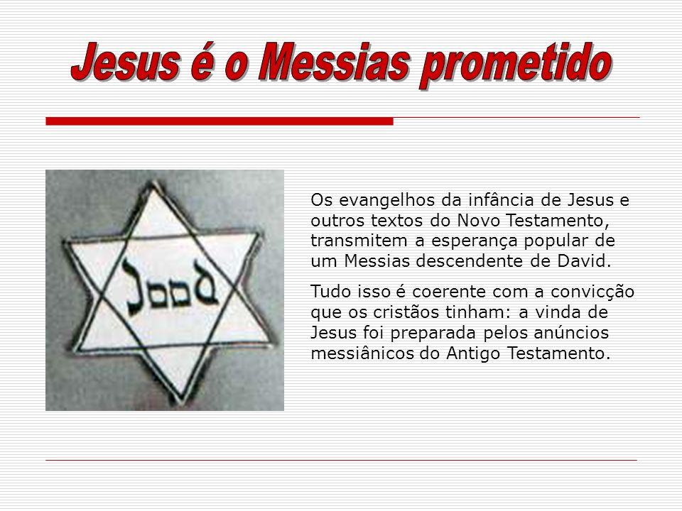 Jesus é o Messias prometido