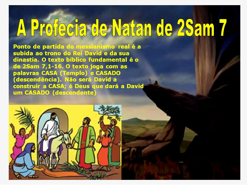 A Profecia de Natan de 2Sam 7