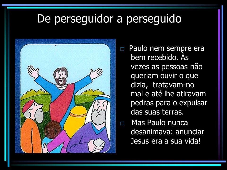 De perseguidor a perseguido