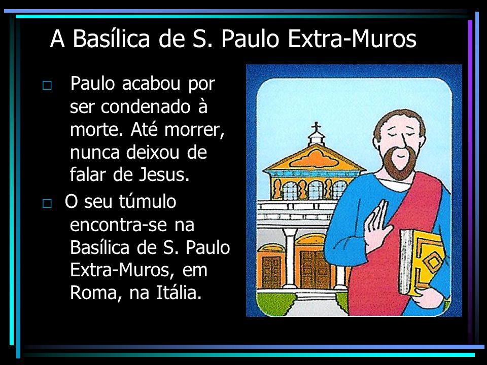 A Basílica de S. Paulo Extra-Muros