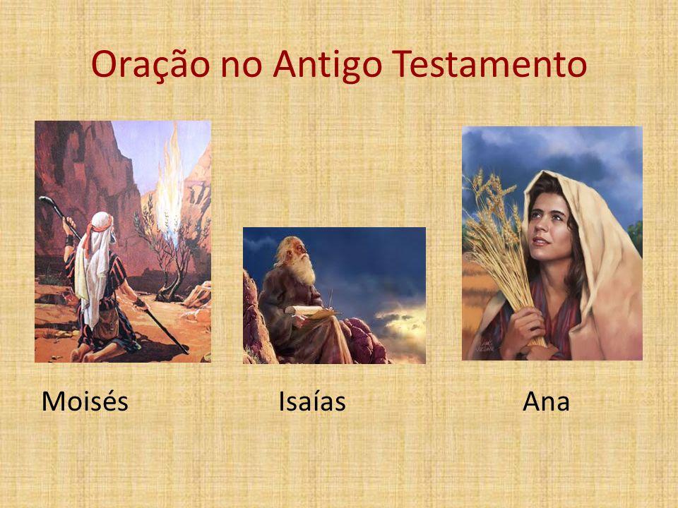 Oração no Antigo Testamento