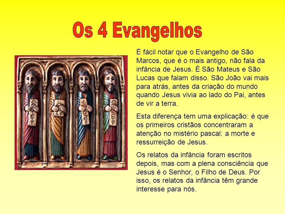 Os 4 Evangelhos