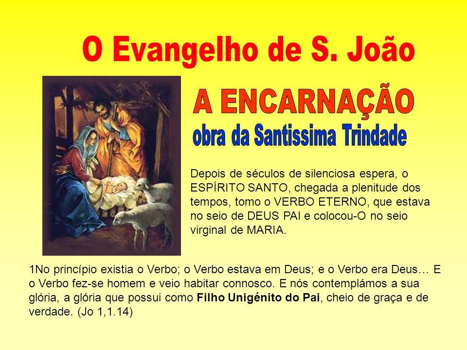 obra da Santissima Trindade