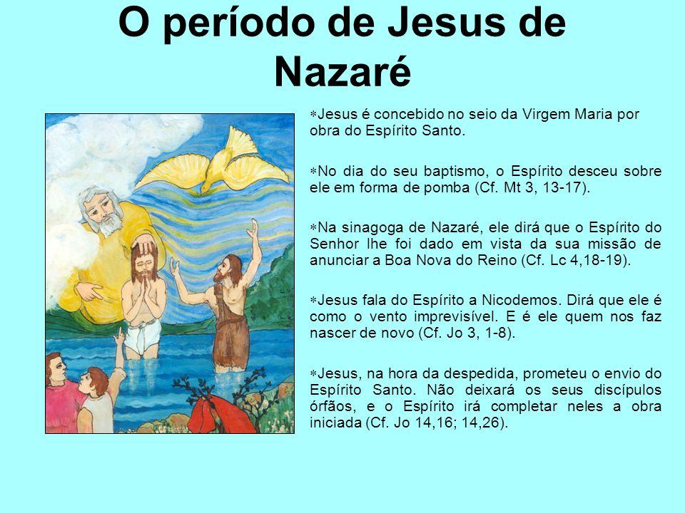 O período de Jesus de Nazaré