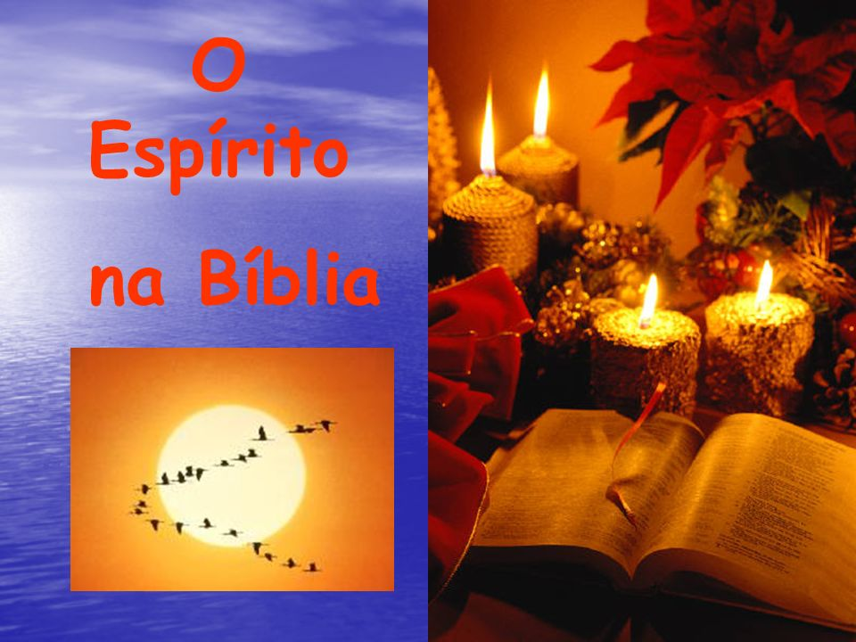 O Espírito na Bíblia