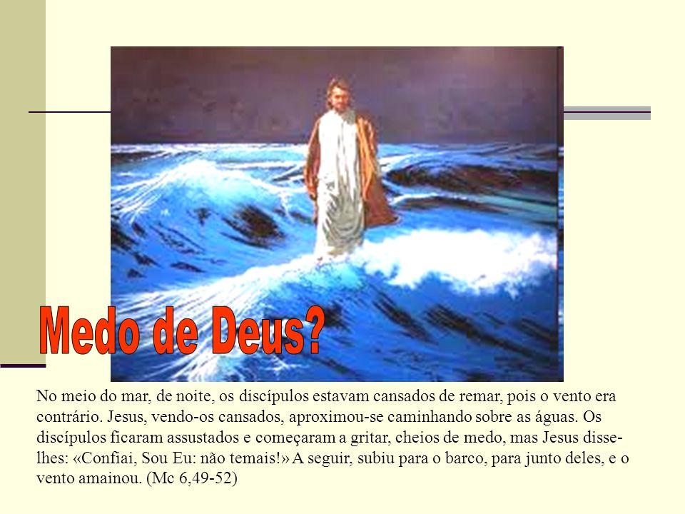 Medo de Deus