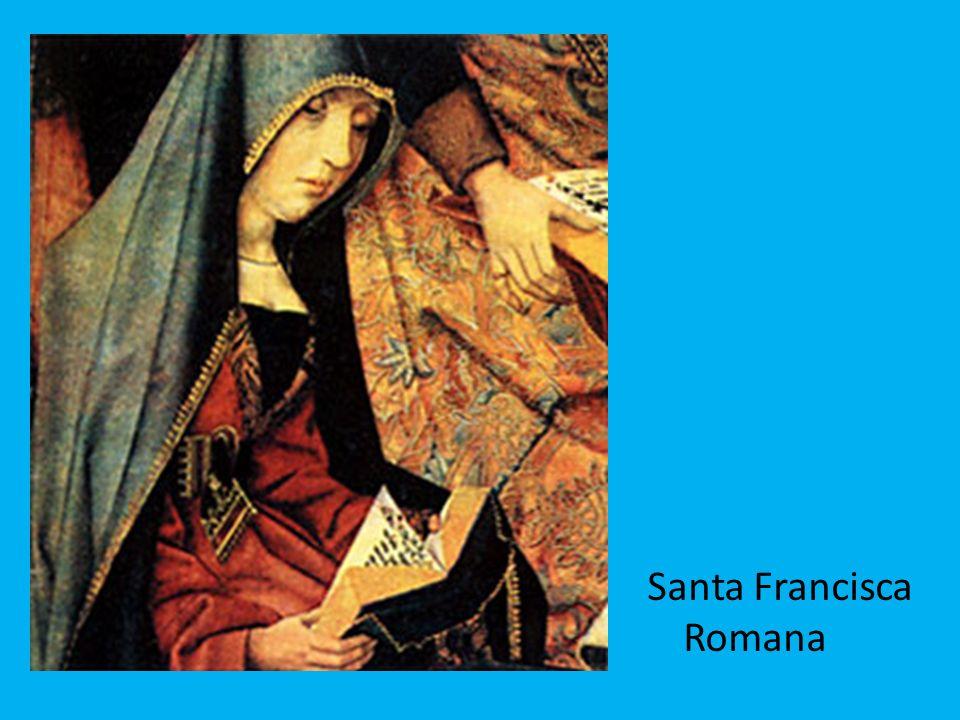 Santa Francisca Romana