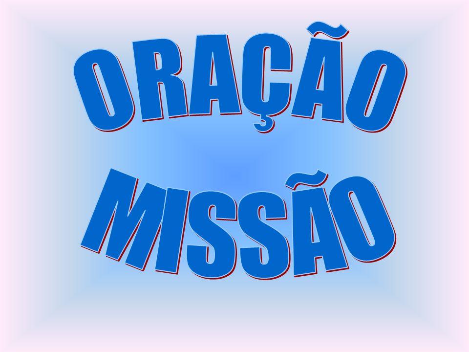 ORAÇÃO MISSÃO