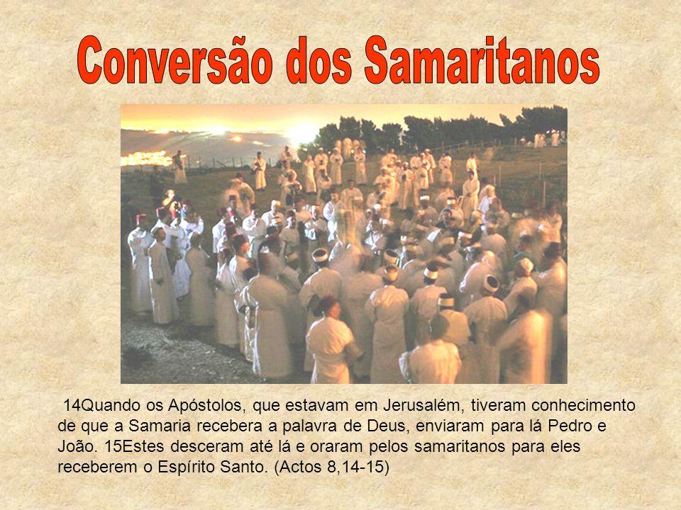 Conversão dos Samaritanos