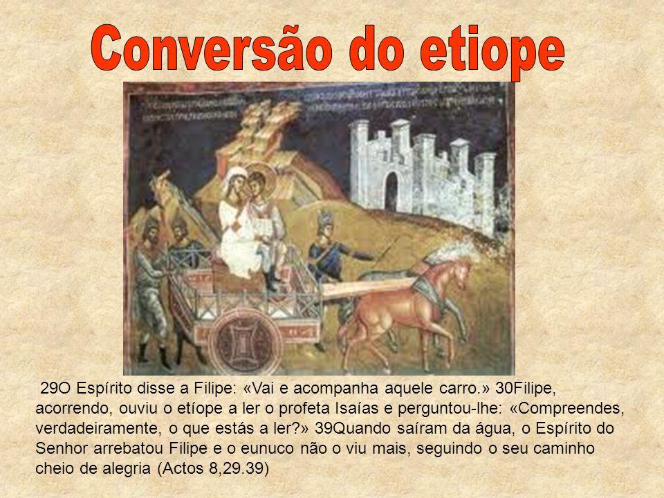 Conversão do etiope
