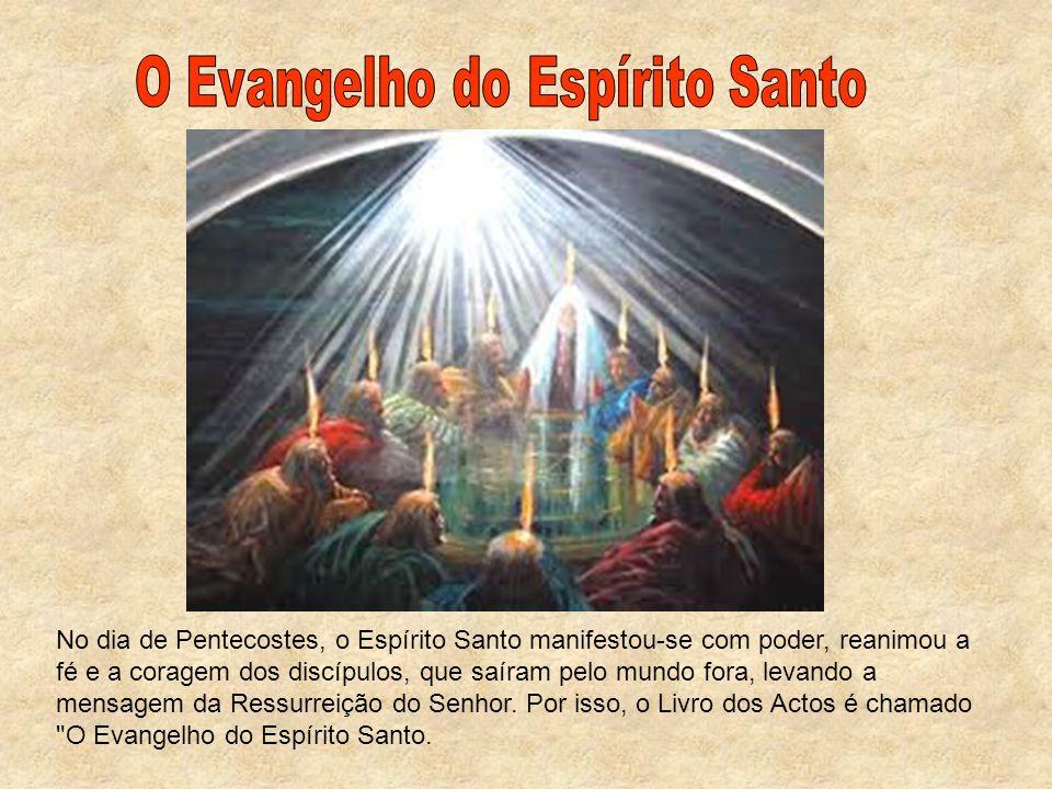 O Evangelho do Espírito Santo