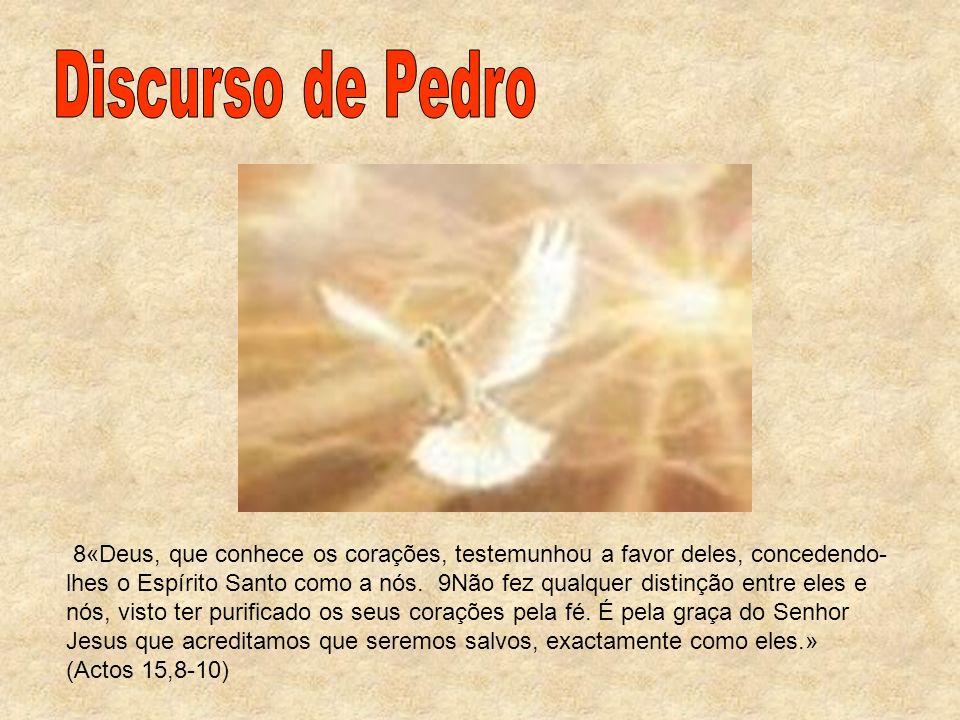 Discurso de Pedro