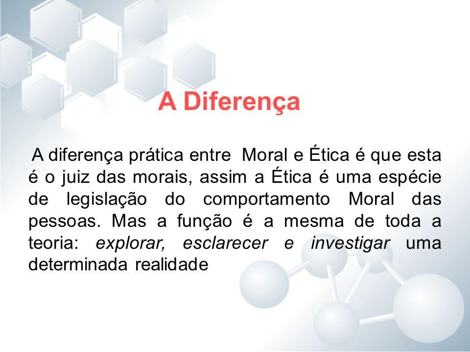 A Diferença