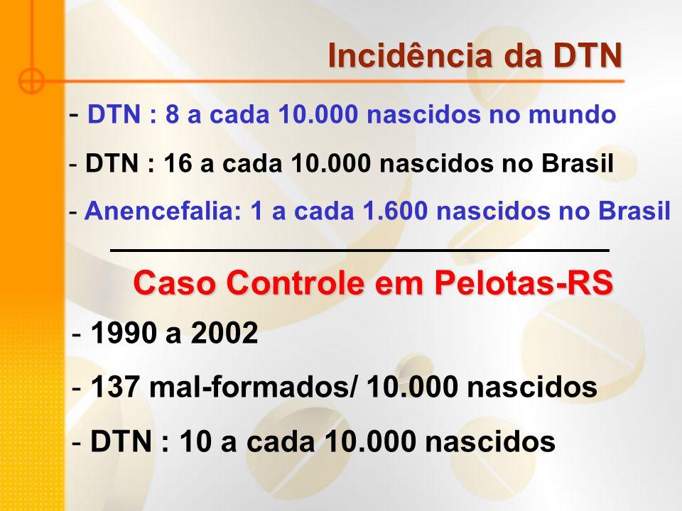 Caso Controle em Pelotas-RS