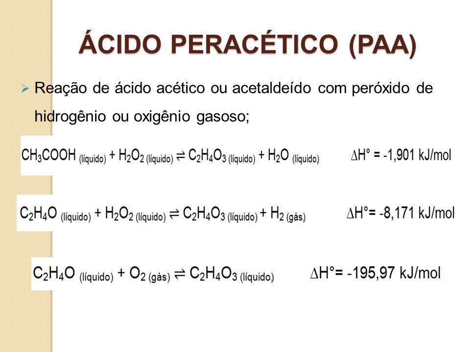 ÁCIDO PERACÉTICO (PAA)