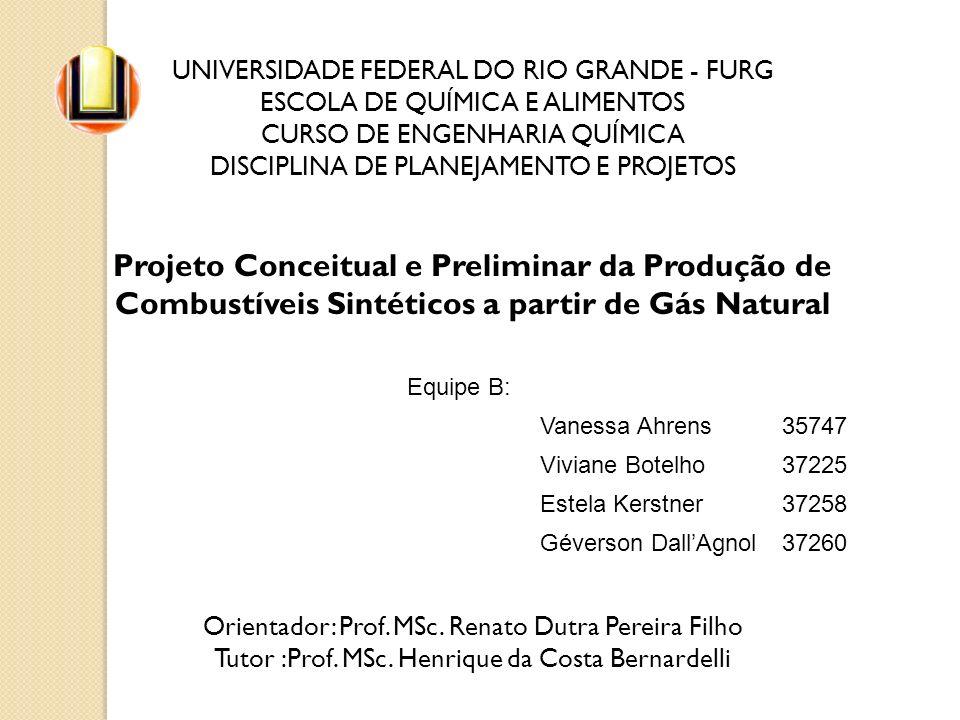 UNIVERSIDADE FEDERAL DO RIO GRANDE - FURG