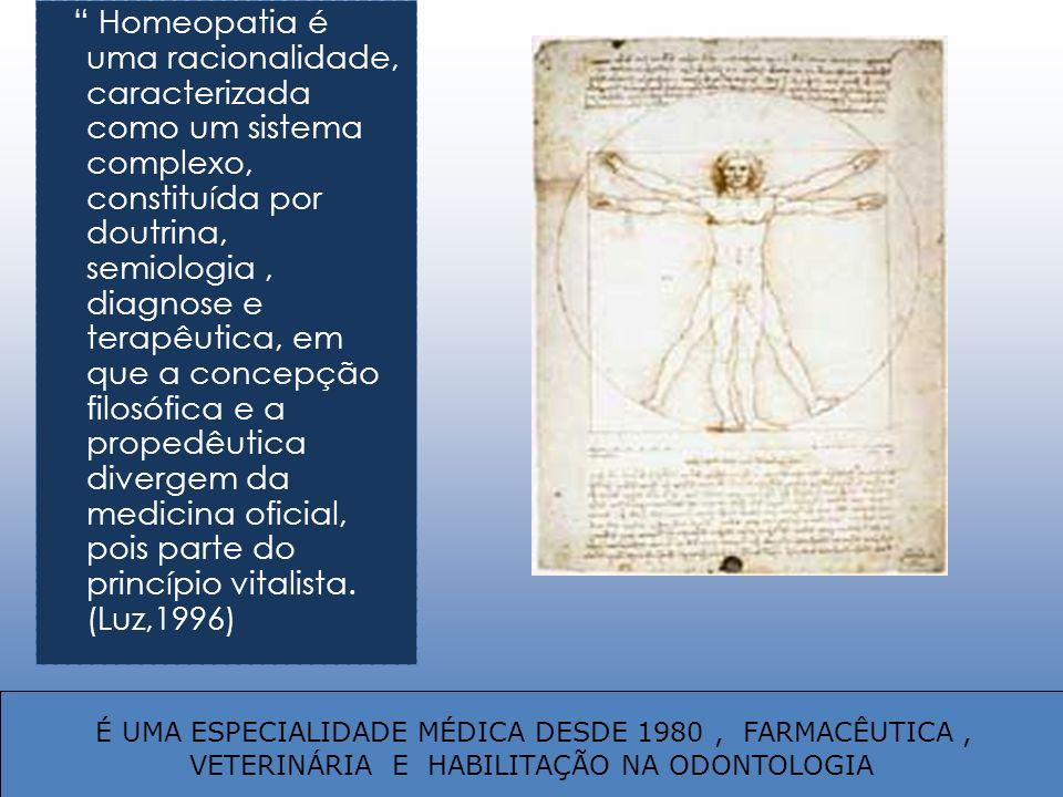 É UMA ESPECIALIDADE MÉDICA DESDE 1980 , FARMACÊUTICA ,