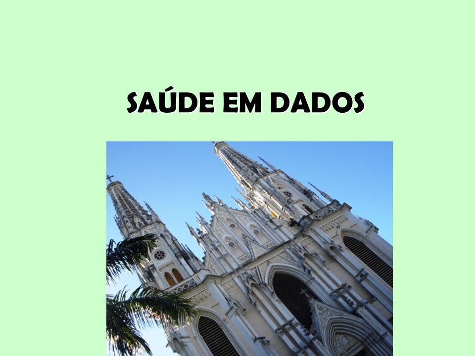 SAÚDE EM DADOS