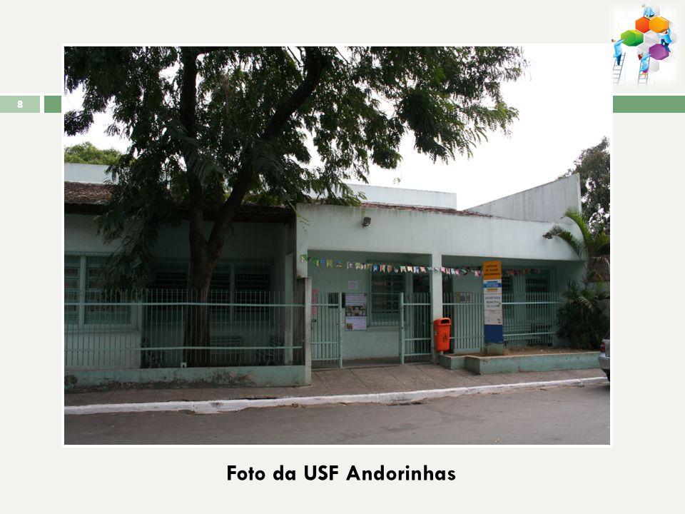 Foto da USF Andorinhas