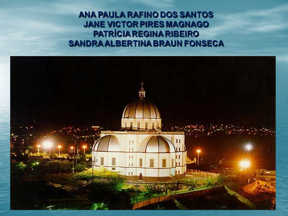ANA PAULA RAFINO DOS SANTOS JANE VICTOR PIRES MAGNAGO