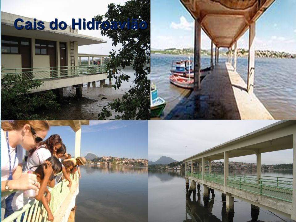 Cais do Hidroavião