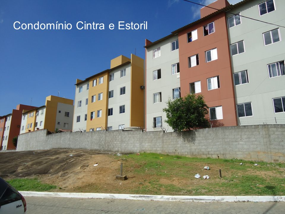Condomínio Cintra e Estoril
