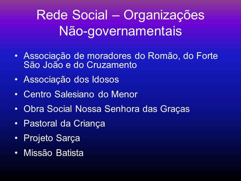 Rede Social – Organizações Não-governamentais