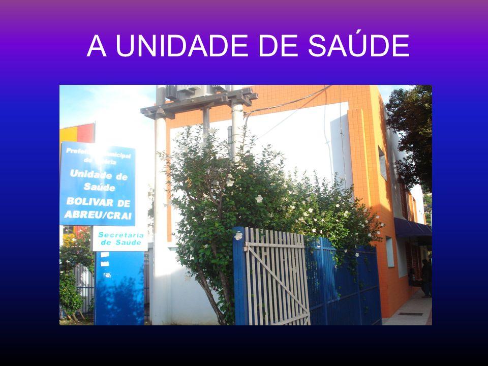 A UNIDADE DE SAÚDE