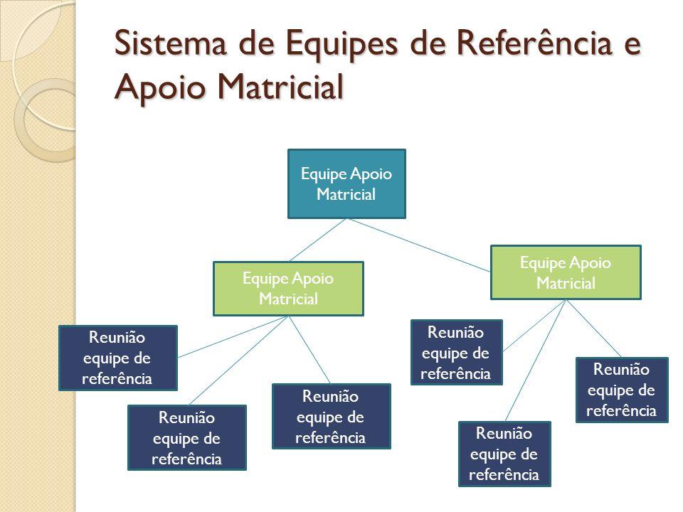 Sistema de Equipes de Referência e Apoio Matricial