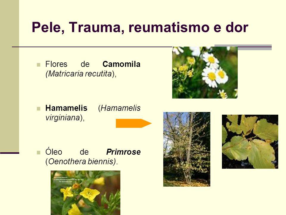 Pele, Trauma, reumatismo e dor