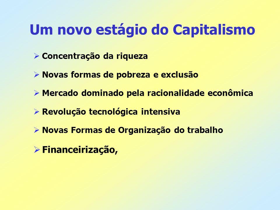 Um novo estágio do Capitalismo
