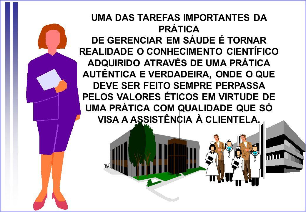 UMA DAS TAREFAS IMPORTANTES DA PRÁTICA