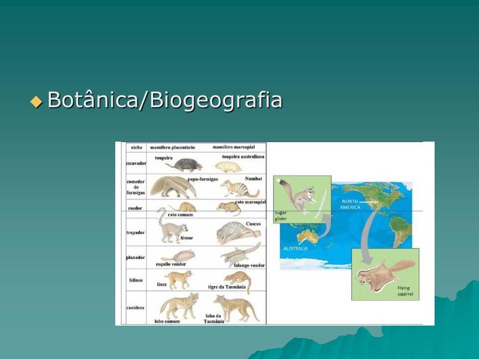Botânica/Biogeografia